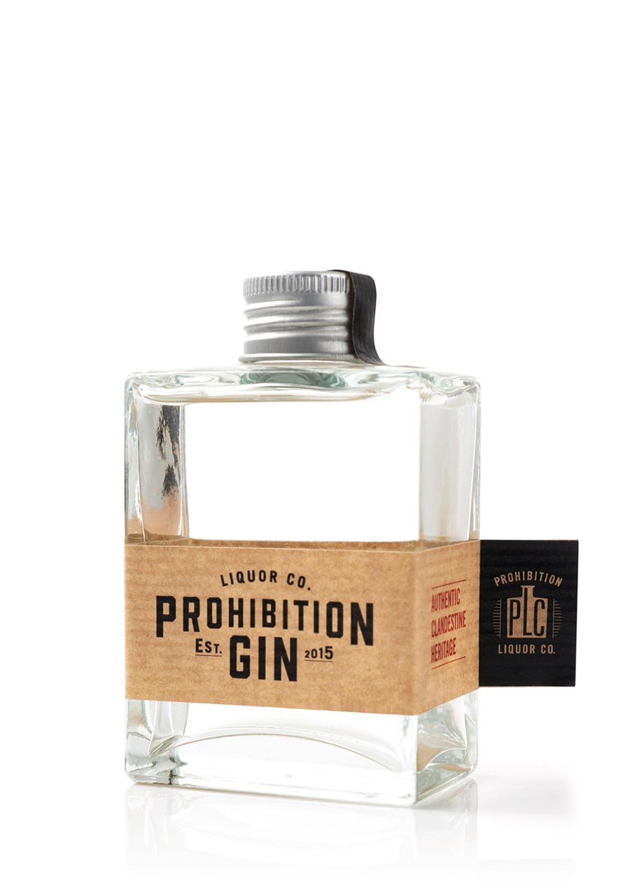 PLC Gin 100ml Bottle