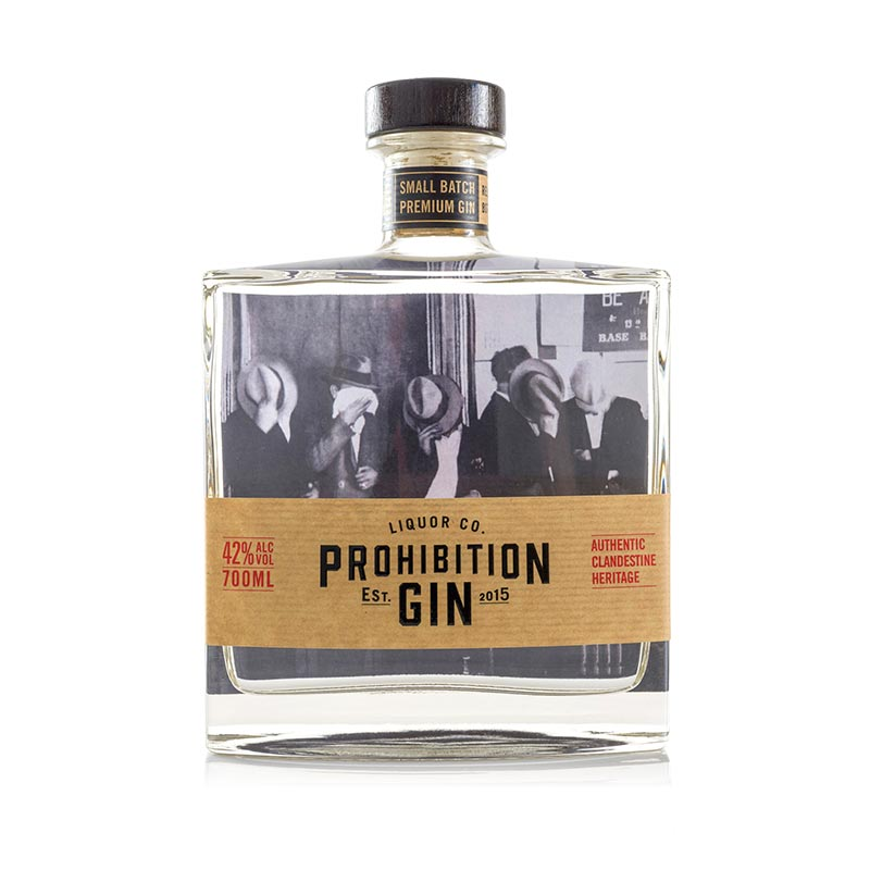 Prohibition Gin 42%