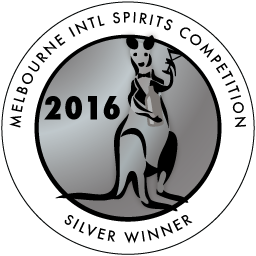 Melbourner International Spirits Competition - Silver - 2016