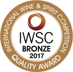 London International Spirits Competition - Bronze - 2017