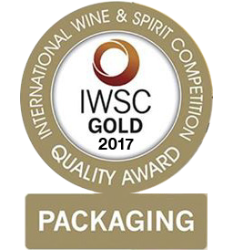 London International Spirits Competition - Packaging - Gold - 2017