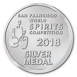 San Francisco World Spirits Competition 2018 Gold