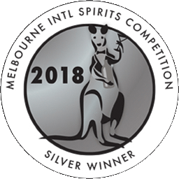 Melbourne International Spirits Competition - Silver - 2018