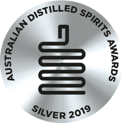 Australian Distilled Spirits Awards - Silver 2019