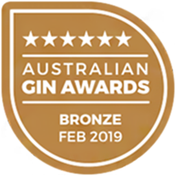 Australian Gin Awards - Bronze 2019