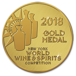New York World Wine and Spirits Competition – Gold – August 2018