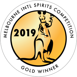Melbourne International Spirits Competition - Gold - 2019