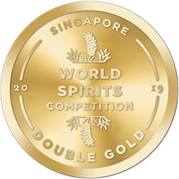 Singapore World Spirits Competition - Double Gold - 2019