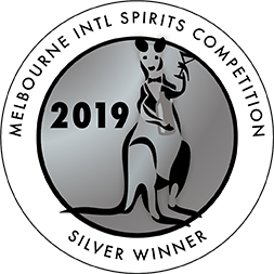 Melbourne International Spirits Competition - Silver - 2019