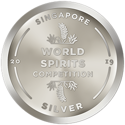 Singapore World Spirits Competition - Silver - 2019