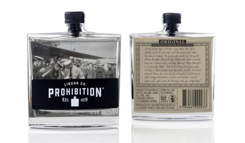 PLC Navy Strangth Gin 100ml